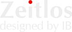 Zeitlos Brautmoden designed by IB Logo