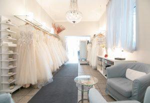 Zeitlose Brautmode in Dortmund
